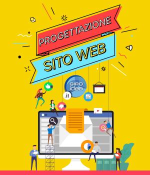 Giroidea è agenzia grafica con reparto di PROGETTAZIONE SITO WEB