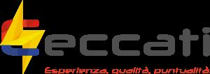 Nuovo logo Ceccati impinati elettrici Fora di Cavola (RE)