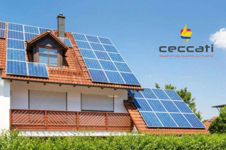 Impianti fotovoltaici: pannello solare e fotovoltaico