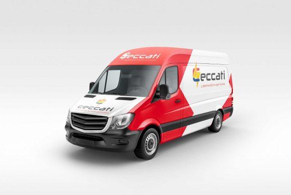I nostri furgoni sono attrezzati per ogni intervento elettrico
