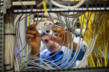 Cablaggio strutturato fili